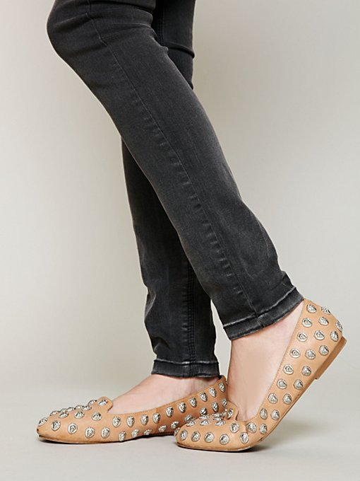 Jeffrey Campbell Lion & Fox Loafer in jeffrey-campbell-flats