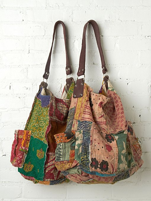 Free People Vintage Kanta Bag in tote-bags