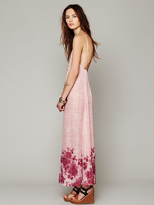 Drop Back Maxi in shop-by-shape