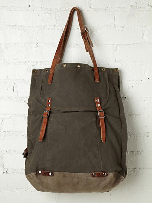 Distressed Cargo Supply Tote in accessories-bags-shop-by-shape