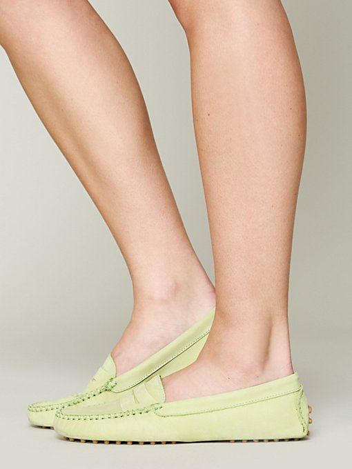 Jeffrey Campbell Driver Moccasin  in jeffrey-campbell-flats