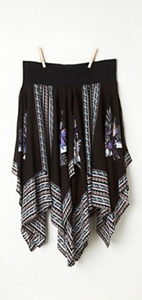 Printed Squared Off Slip Skirt in intimates-slips-and-bloomers-slips
