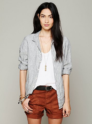 Free People Boyfriend Carpenter Short