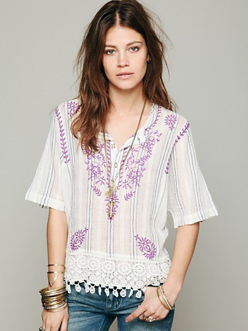 FP New Romantics Feeling Giddy Top in sale-sale-tops