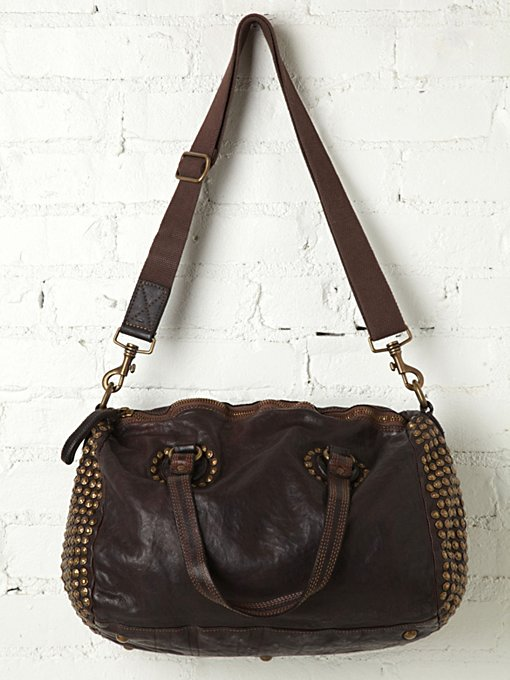 Campomaggi Repetto Stud Tote in handbags