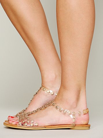 Jeffrey Campbell Rosa Lee Sandal