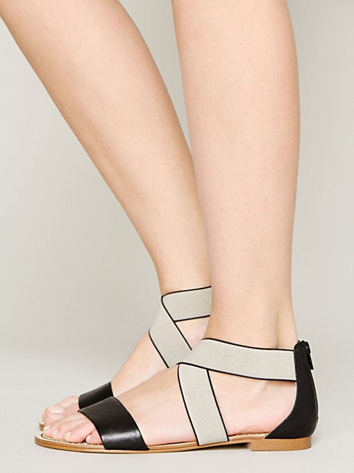 Splendid Congo Stretch Sandal in ankle-strap-heels