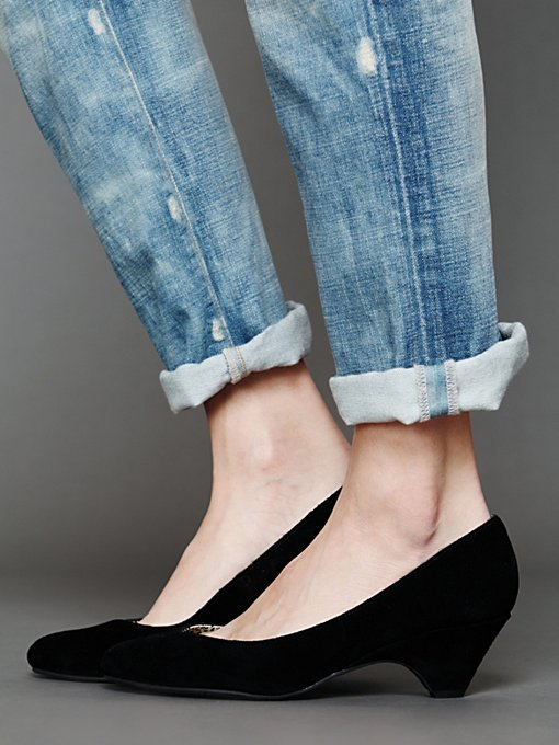 Evelyn Mini Wedge in heels-wedges