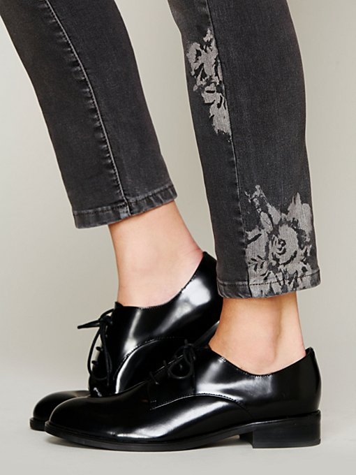 Jeffrey Campbell Daltrey Oxford in flats
