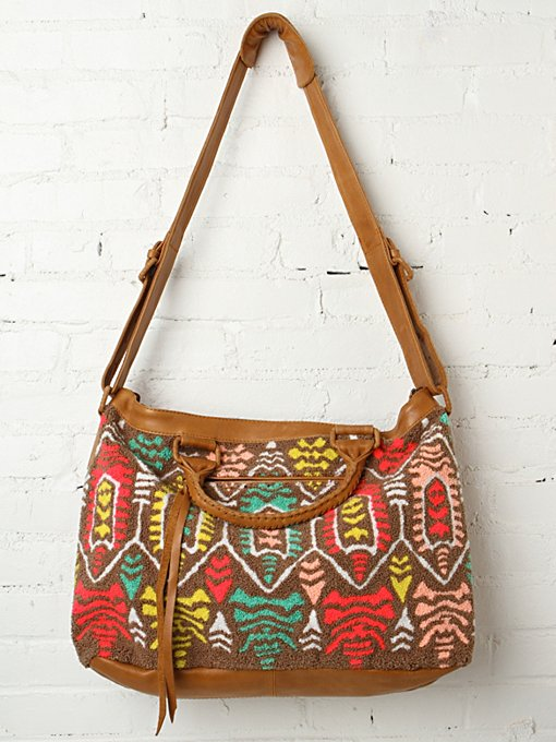 Layla Weekender in accessories-bags