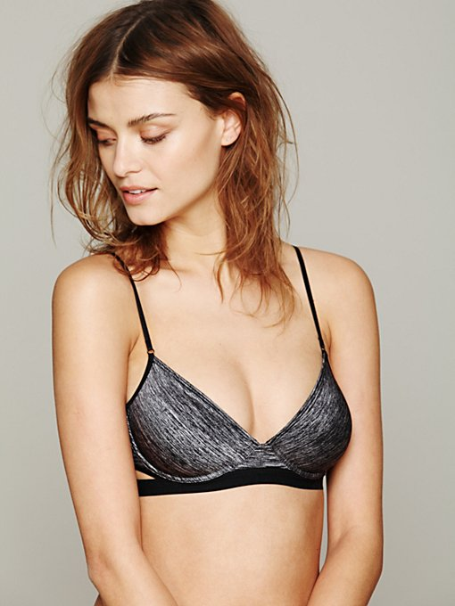 Intimately Double Wing Demi Bra in bras