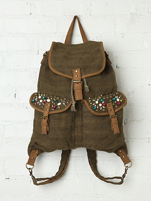 Free People Liberty Backpack in backpacks