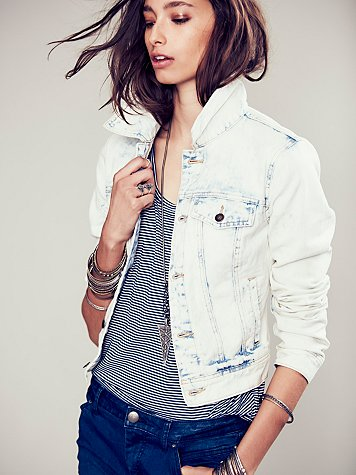 Love Always FP Denim Jacket