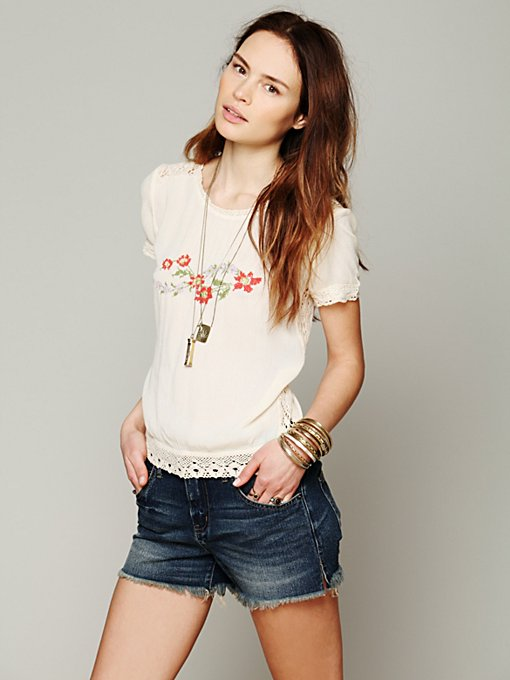 Eye For Detail Top in clothes-tops