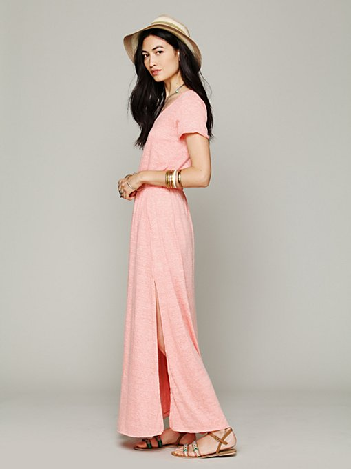 Free People Audrina Maxi Dress in Dresses