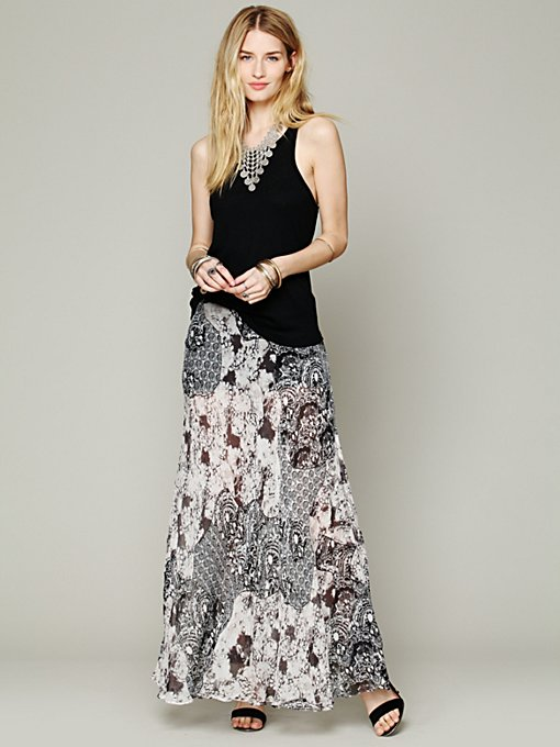 Your Dreams Maxi Skirt in clothes-fp-exclusives