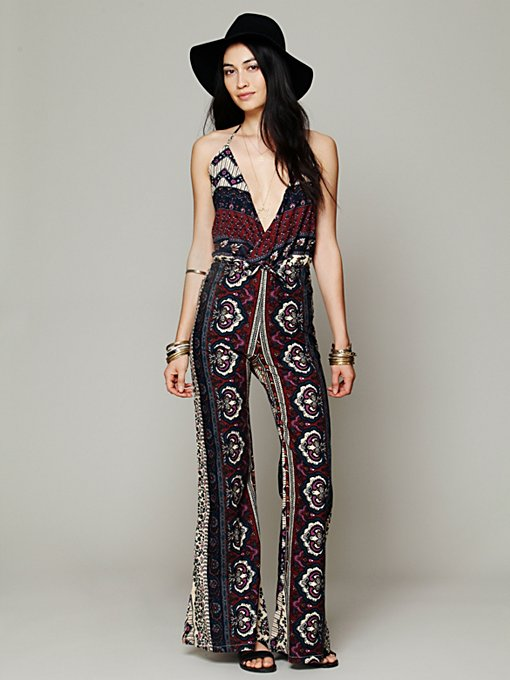 Novella Royale  Lady Tangier Jumpsuit in jumpsuits