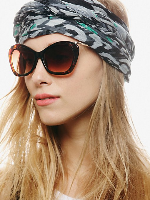 Free People Diablo Sunglasses in sunglasses