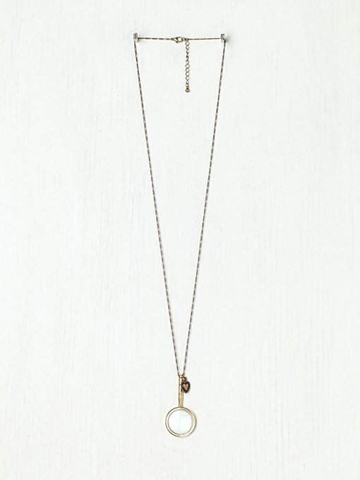 Looking Glass Necklace in bohemian-necklaces