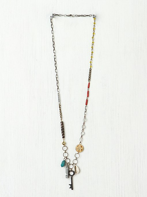Eclectic Mix Necklace in pendants-2