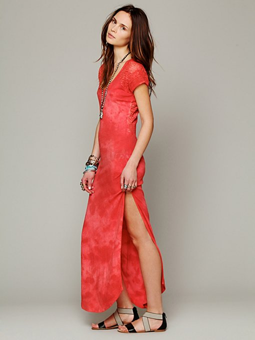 Maxi Lace Dress in whats-new-back-in-stock