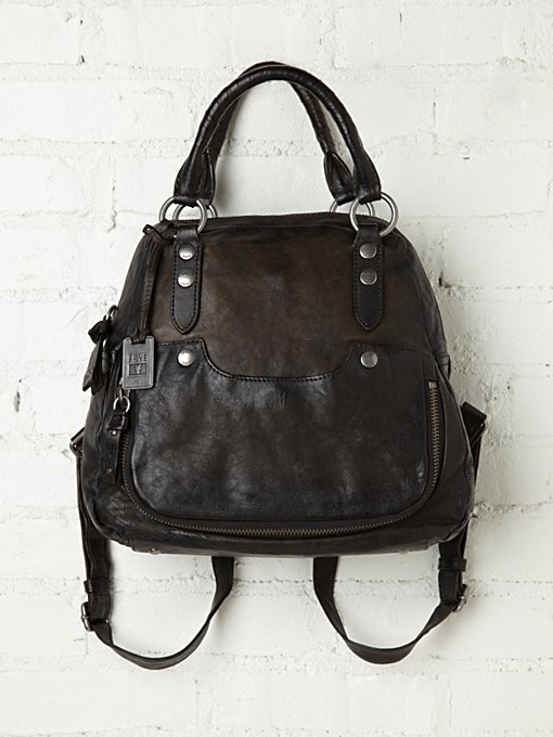 Frye Elaine Backpack in satchels