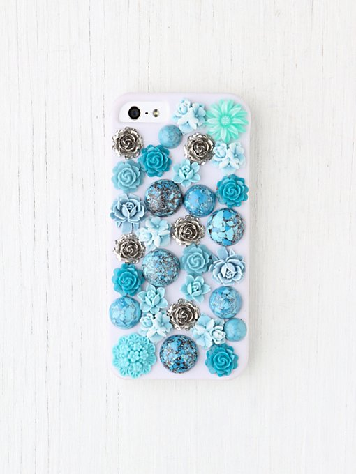 Flower iPhone 4/4S or 5 Case in iPhone-Cases