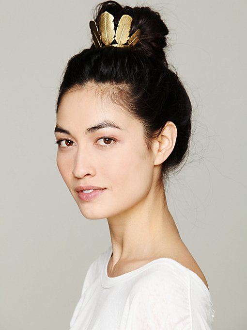 Jenni Bun Tiara in Hair-Accessories