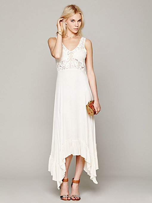 Free People Summer Love Maxi in white-maxi-dresses