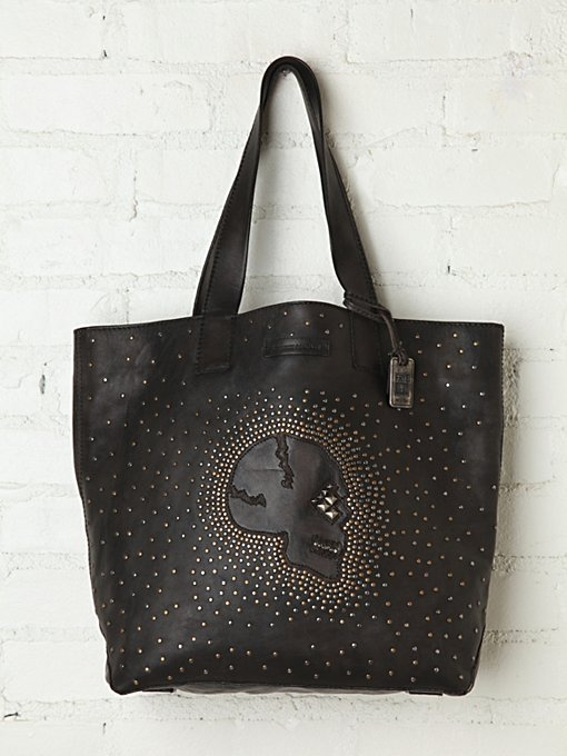 Frye Muertos Tote in Bags-Wallets