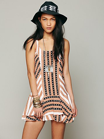 St. Tropez Dropwaist Dress