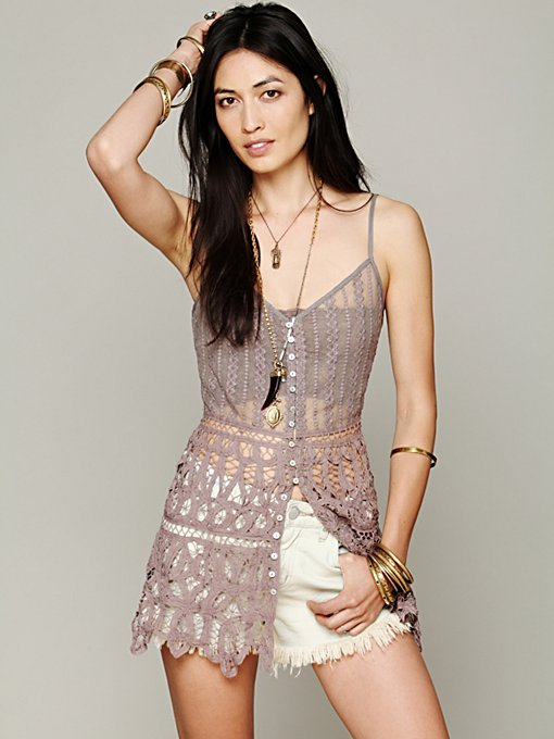 Free People Calypso Slip in Dresses