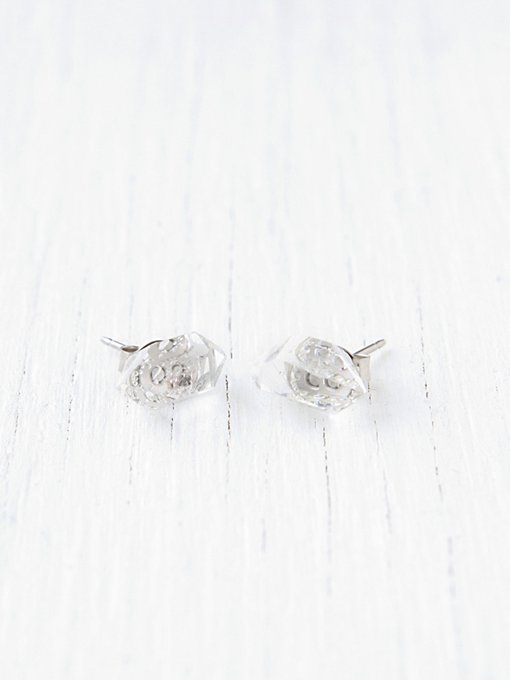 Meaningful Crystal Stud Earrings in boutique-rings-earrings
