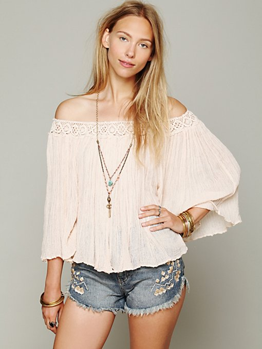 Off-the-Shoulder Top in whats-new-shop-by-girl