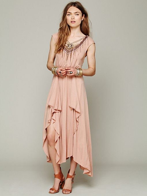 FP New Romantics Cleo Maxi Dress in night-out