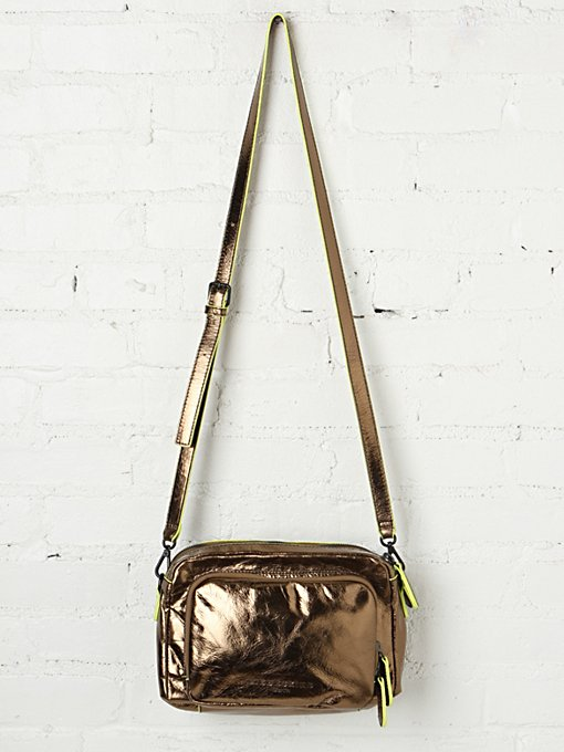 Copa Metallic Crossbody in accessories-bags