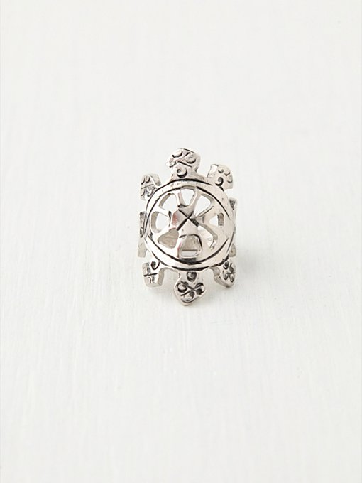 Crown Ring in boho-jewelry