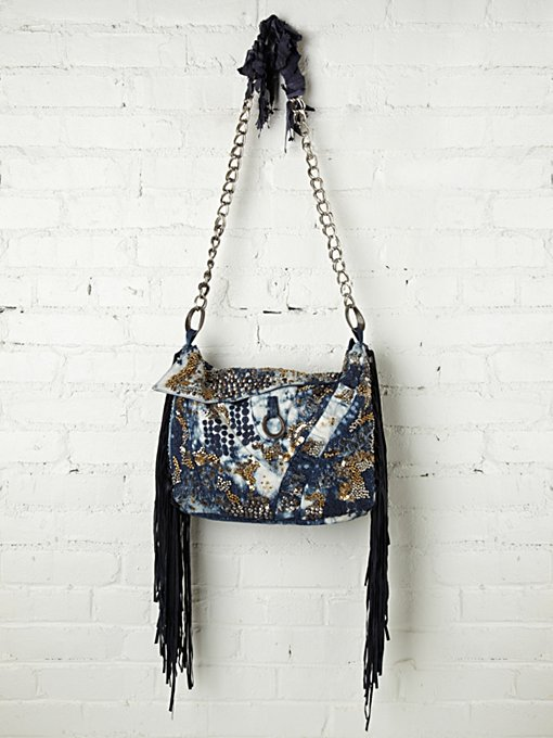 Rosalie Stud Hobo in accessories-bags