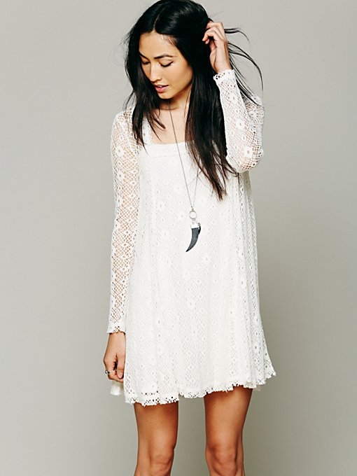 Free People Sweet Street Mini in sleepwear