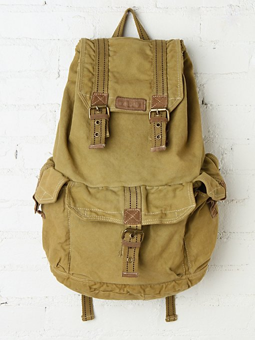 Bed | Stu O'Hara Backpack in backpacks