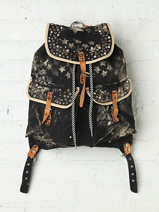 Free People Vagabond Backpack in boho-backpacks