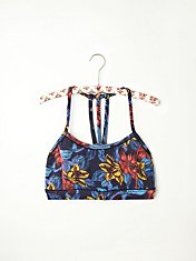 Printed Sports Bra in intimates-all-intimates