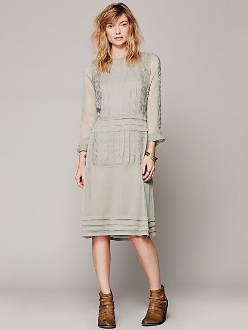 Candela Sarah Midi Dress in Dresses