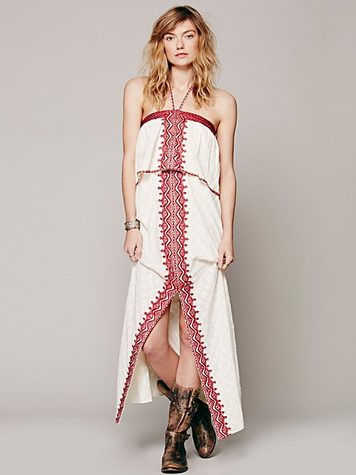 Free People Marrakech Tube Dress in Dresses