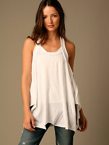Draping Frame Tunic